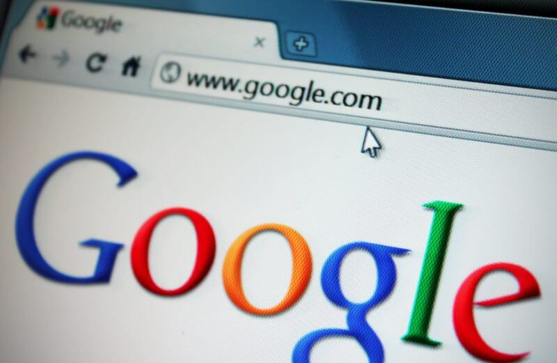 sito visibile su google