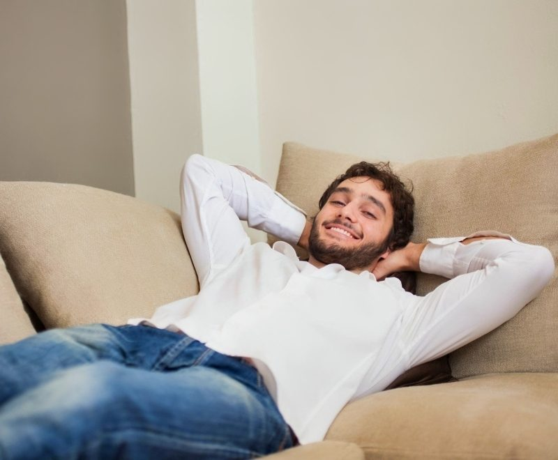 relax abitare casa nuova