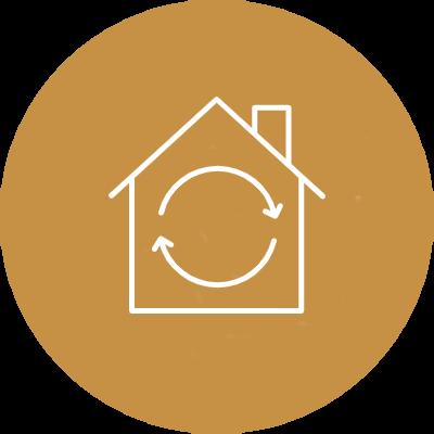 tetto ventilato casa