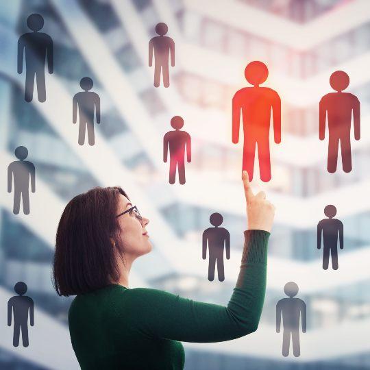 cerca clienti case nuove clienti in target