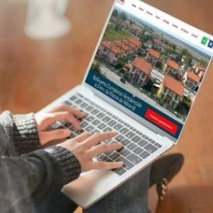 sito web responsive per costruttori edili