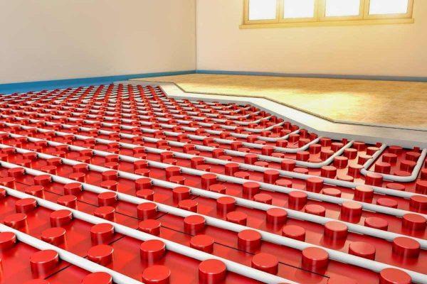 classe energetica pavimento radiante